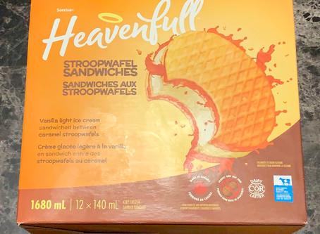 Costco Heavenfull Stroopwafel Sandwiches Review