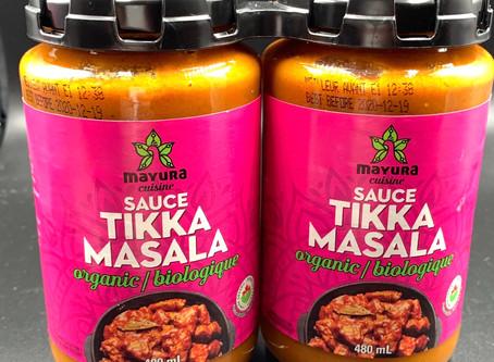 Costco Mayura Cuisine Tikka Masala Sauce Review
