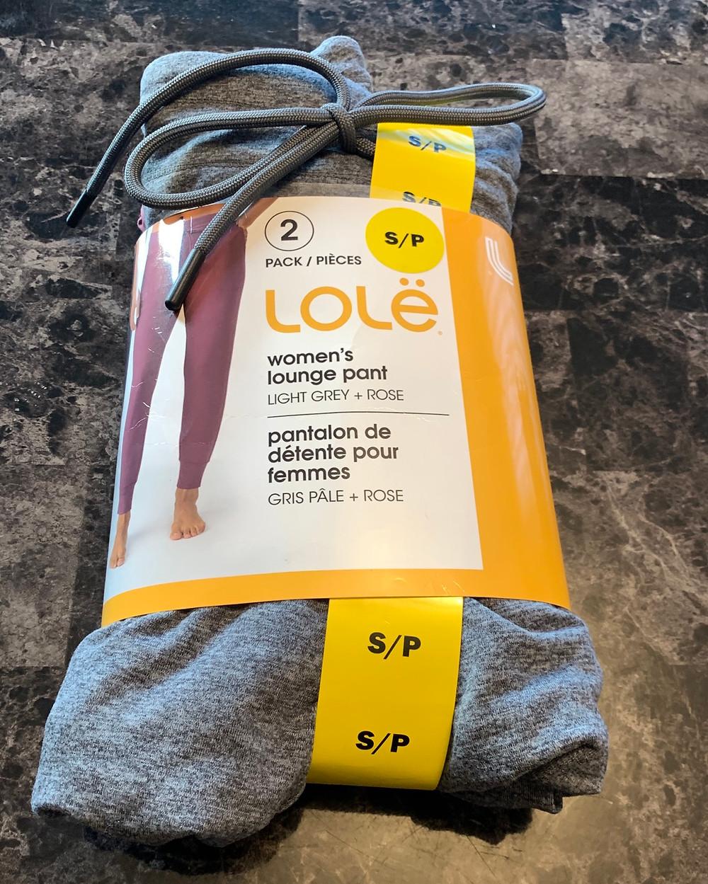 Costco Women's Lole Lounge Pants