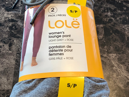 Costco Women's Lole Lounge Pants Review