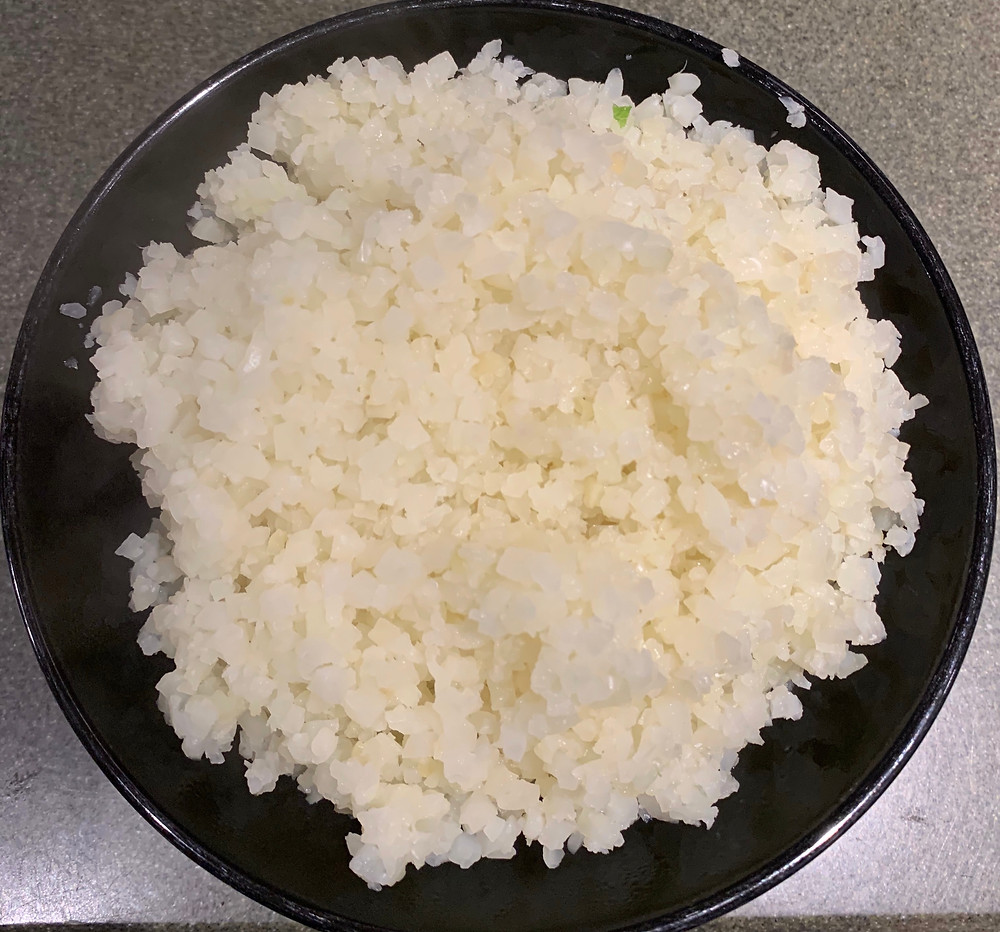 Costco Dujardin Organic Cauliflower Rice
