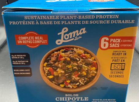 Costco Loma Linda Chipotle Bowls Review