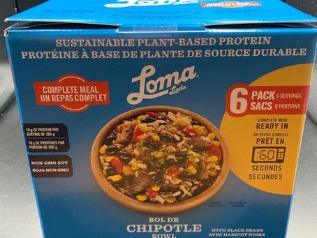 Costco Loma Linda Chipotle Bowls Review