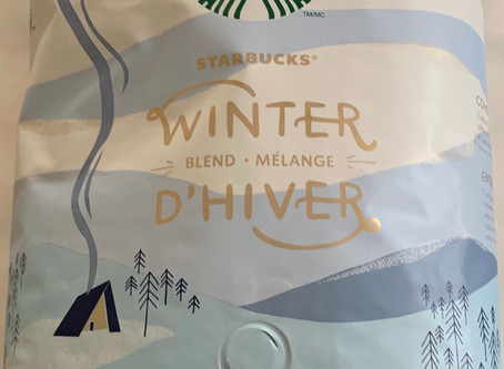Costco Starbucks Winter Blend Coffee Review