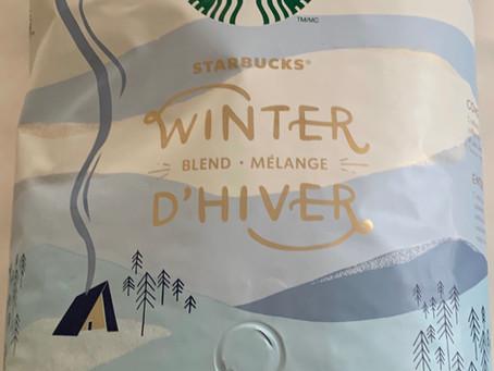 Costco Starbucks Winter Blend Coffee Review