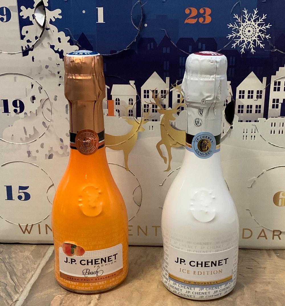 Day 9 and 10 Costco Wine Advent Calendar