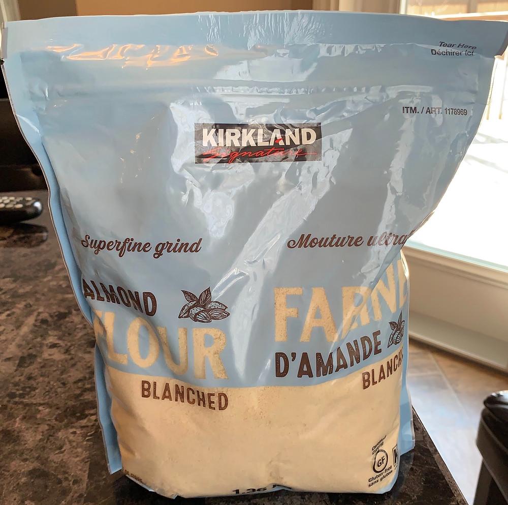 Costco Kirkland Signature Almond Flour