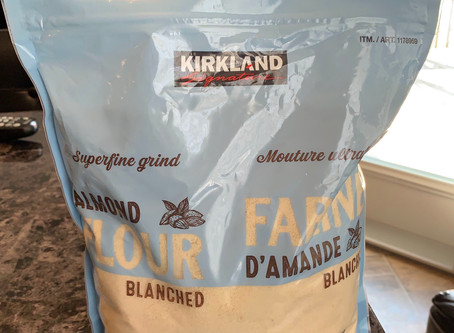 Costco Kirkland Signature Almond Flour Review