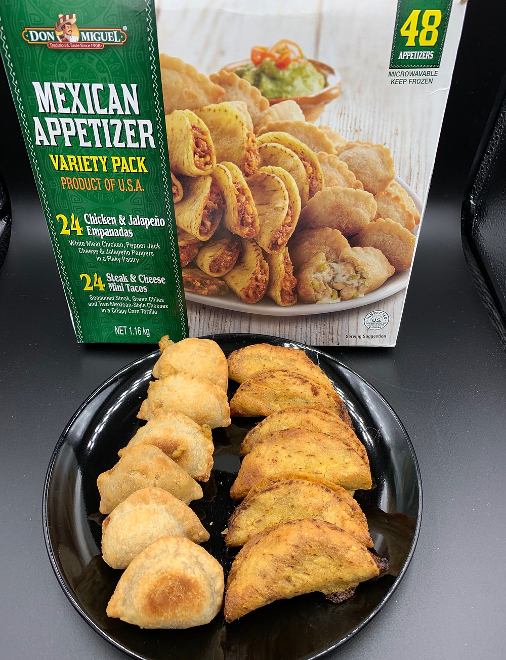 Costco Don Miguel Mexican Appetizer Variety Pack