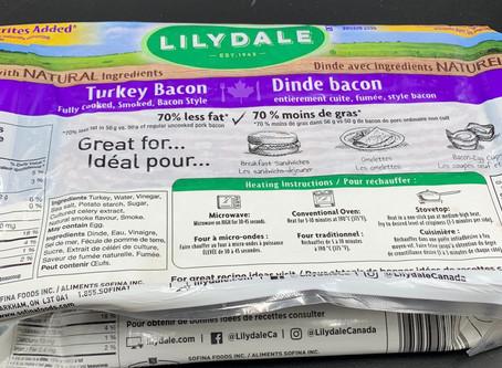 Costco Lilydale Turkey Bacon Review