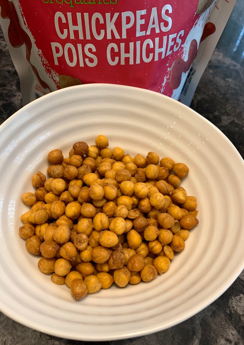 Costco the GOOD Bean Sweet Chili Chickpeas Nutrition