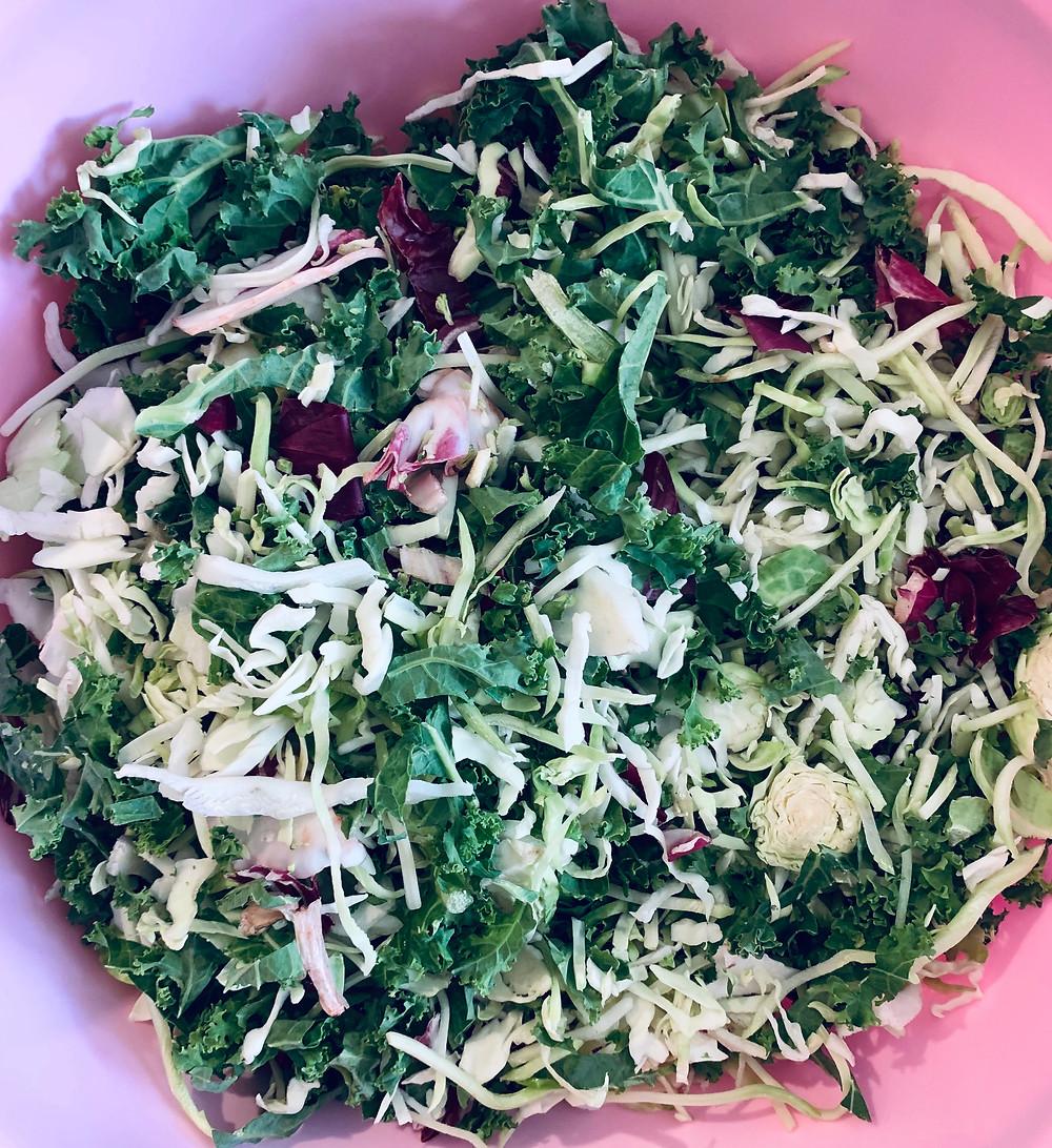 Costco Eat Smart Sweet Kale Salad Kit