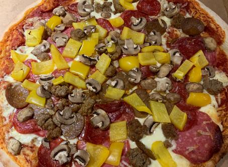 Costco Pizza Hack