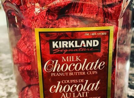 Costco Kirkland Signature Peanut Butter Cup Cookie Recipe