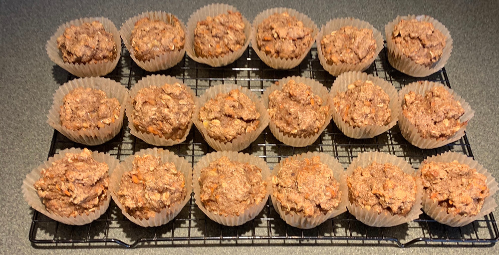 Natalie's Costco Kirkland Signature Almond Flour Healthy Muffins Recipe