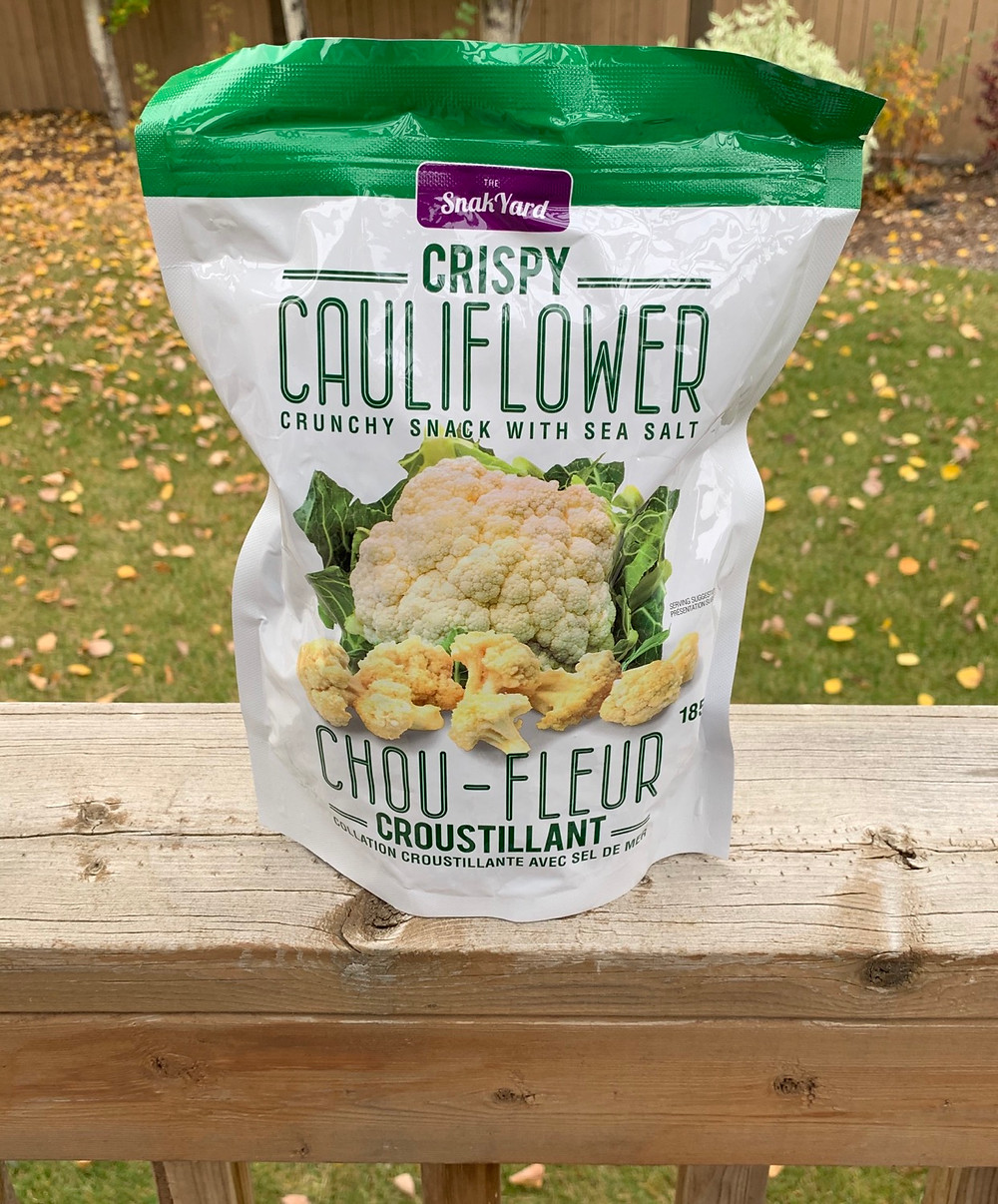 Costco SnackYard Crispy Cauliflower