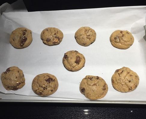 Costco Leftover Pantry Snack Cookies