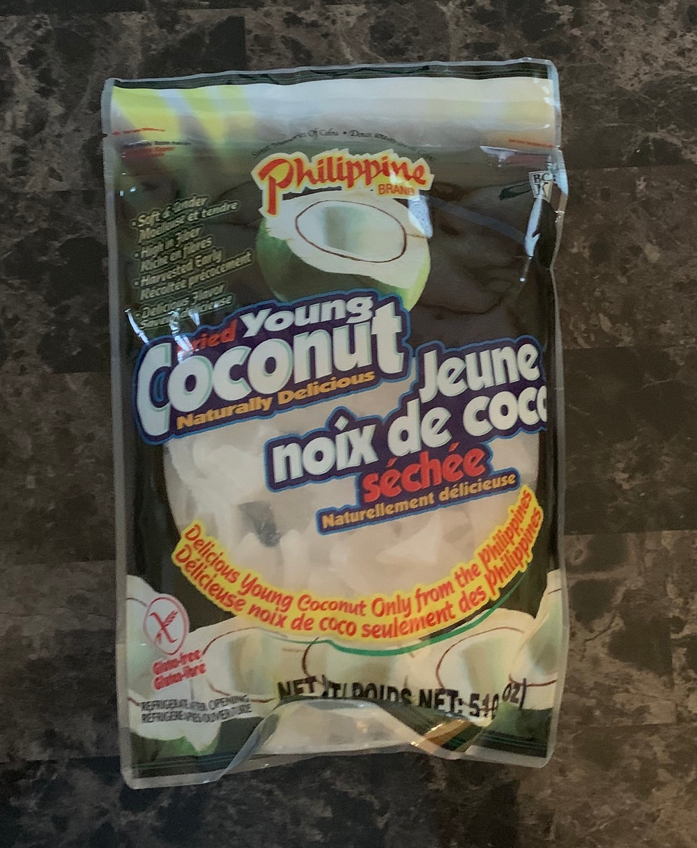Costco Philippine Brand Young Dried Young Coconut