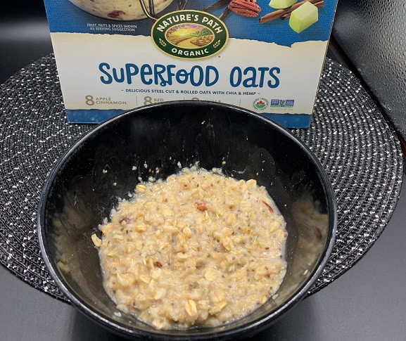 Nature's Path Organic Superfood Oats from Costco