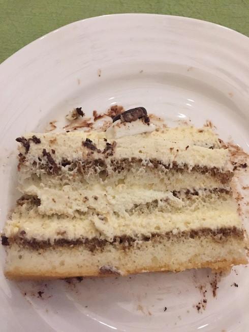 Costco Kirkland Signature Tiramisu Cake