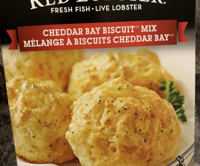 Costco Red Lobster Cheddar Bay Biscuit Mix Review