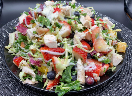 My Favorite Costco Salads and Recipes!