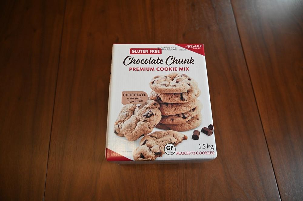 Costco Costco Joy Life Gluten Free Chocolate Chunk Premium Cookie MixDelici Mini Patisserie Desserts