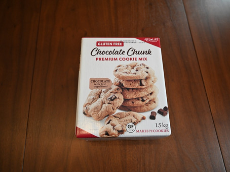 Costco Joy Life Gluten Free Chocolate Chunk Premium Cookie Mix Review