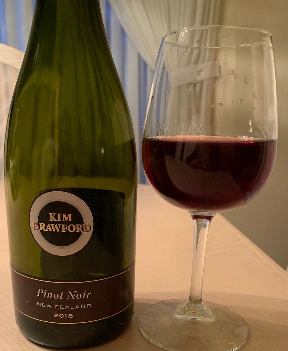 Costco Kim Crawford 2018 New Zealand Pinot Noir