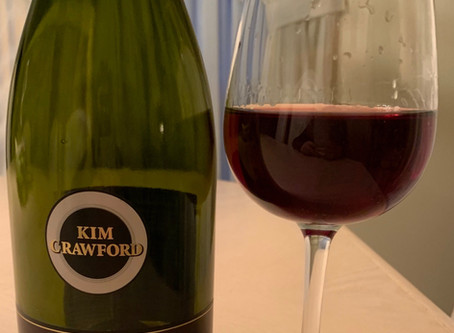 Costco Kim Crawford 2018 New Zealand Pinot Noir Review
