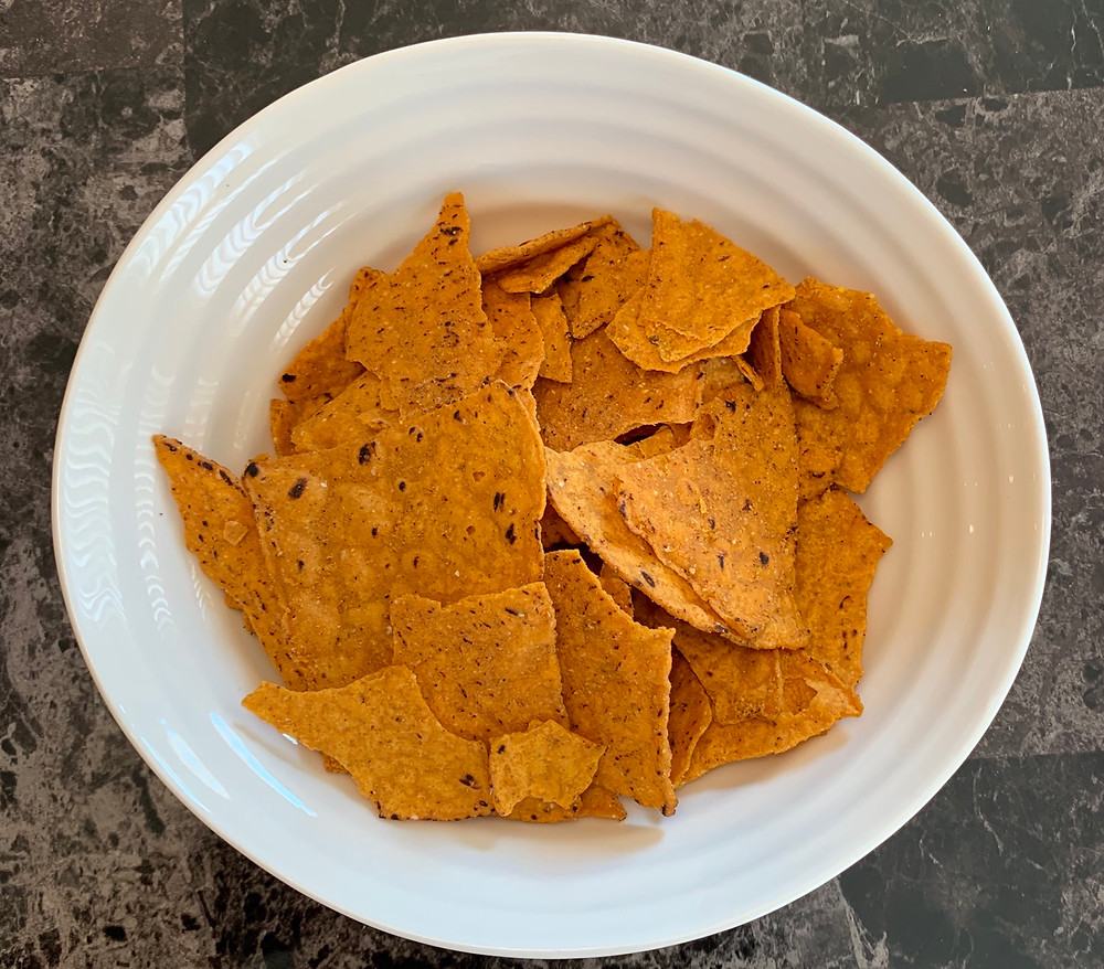 Costco Black's Family Sweet Potato Tortilla Chips