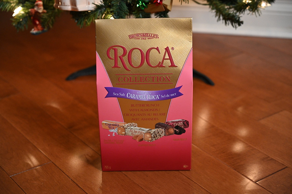 Costco Almond Roca Collection