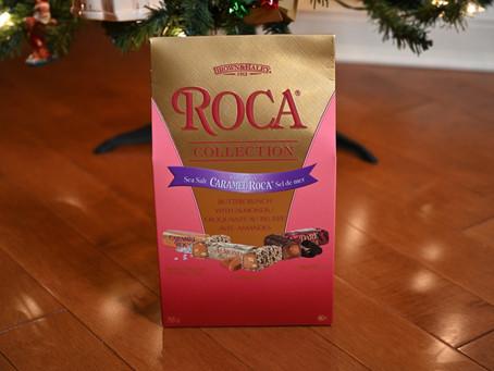 Costco Almond Roca Collection Sea Salt with Caramel Roca Review