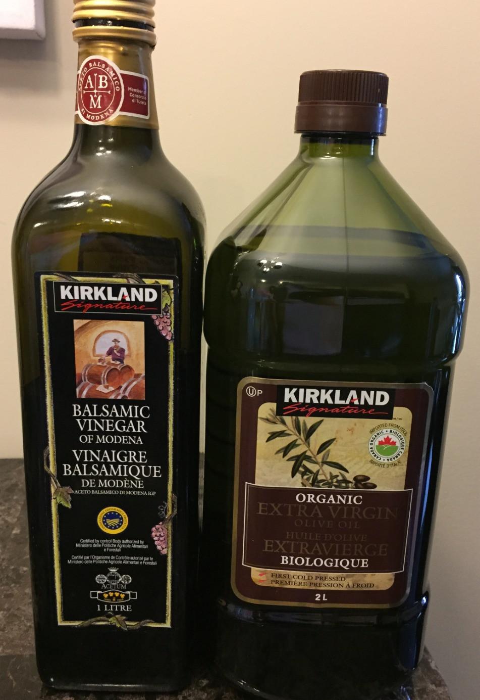 Costco Kirkland Balsamic Vinegar Costco Kirkland Olive Oil