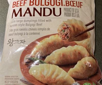 Bibigo Beef Bulgogi Mandu from Costco Review
