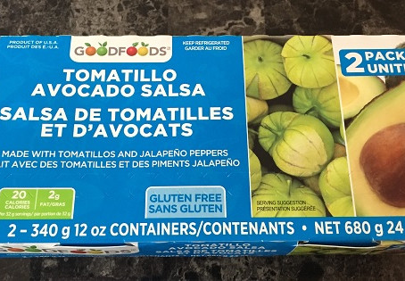 Costco GoodFoods Tomatillo Avocado Salsa Review