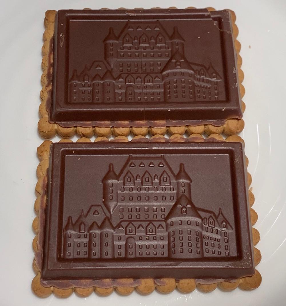Costco Leclerc Celebration Milk Chocolate Cookies