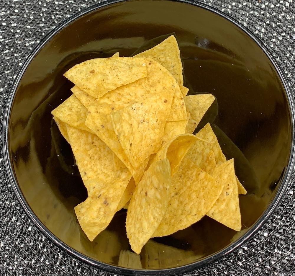Costco Kirkland Signature Que Pasa Organic Tortilla Chips