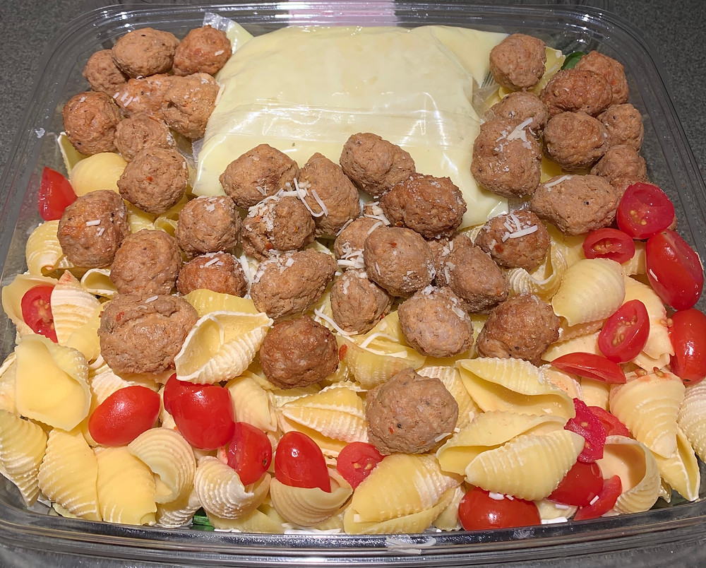 Costco Kirkland Signature Italian Sausage Pasta Kit
