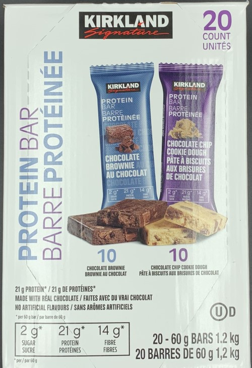 Costco Kirkland Signature Protein Bar