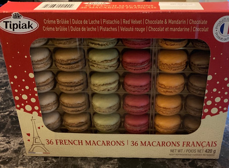 Costco Tipiak French Macarons III  Review