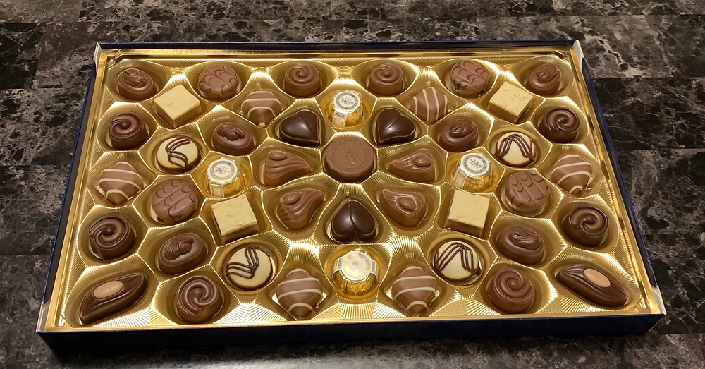 Costco Lindt Pralines Assortment