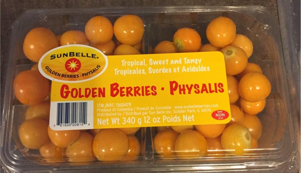 Costco Golden Berries Superfood