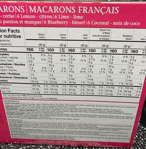 Costco Tipiak French Macarons Review II