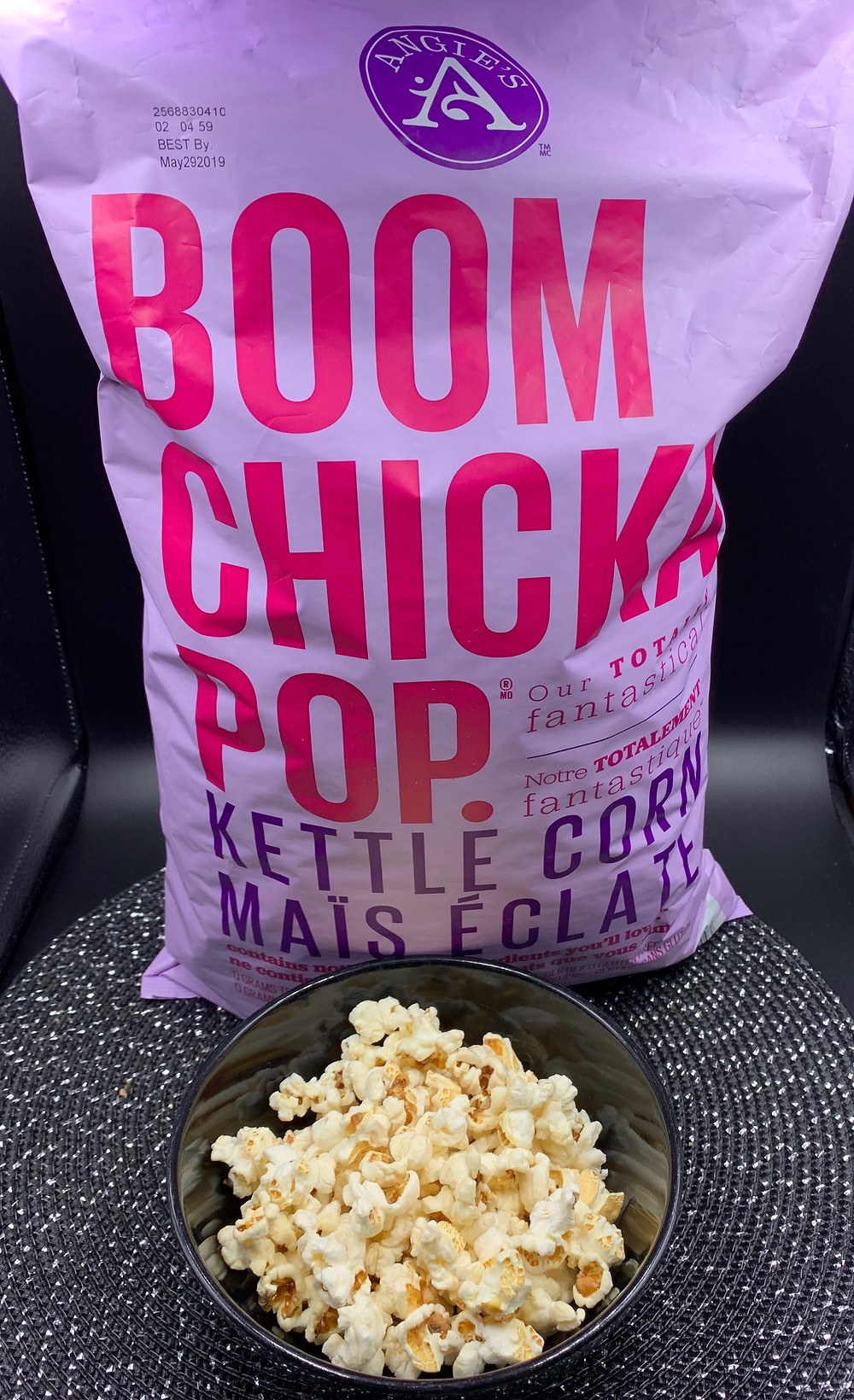 Costco Angie's BOOM CHICKA POP Kettle Corn