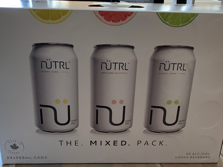 Costco Nutrl Vodka Beverages Review