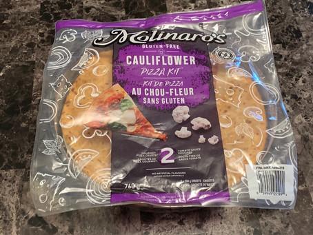 Costco Molinaro's Cauliflower Pizza Kit Review