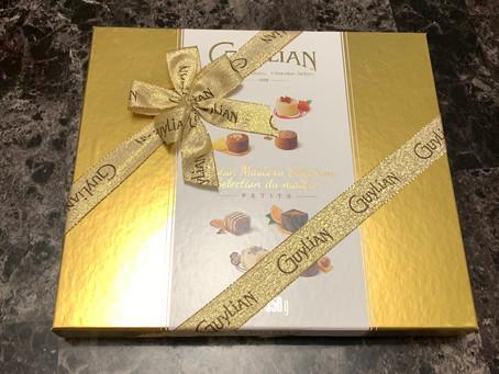 Costco Guylian Beligan Masters Selection Petits Chocolates Review