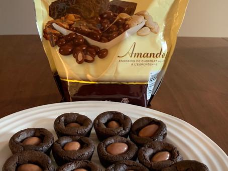 Costco Milk Chocolate Covered Almond Brownie Cookie Recipe