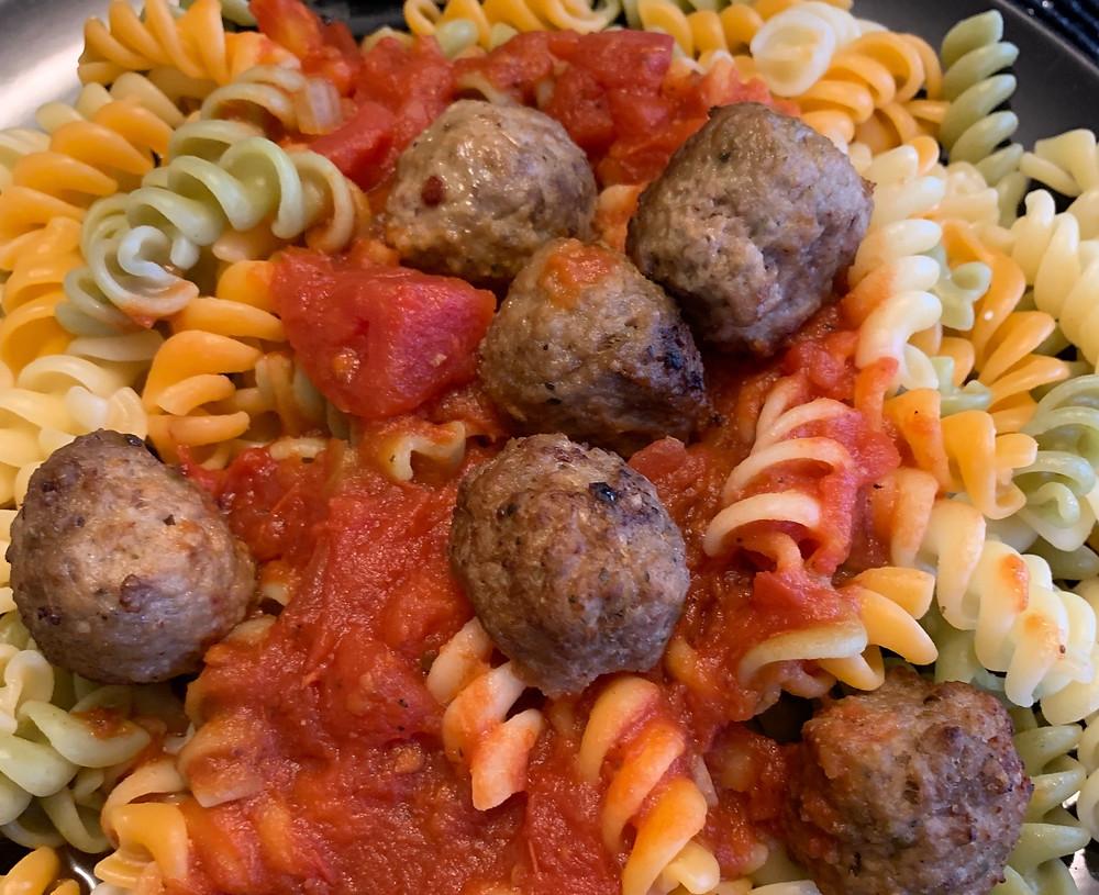 Costco Kirkland Signature Italian Style Beef Meatballs